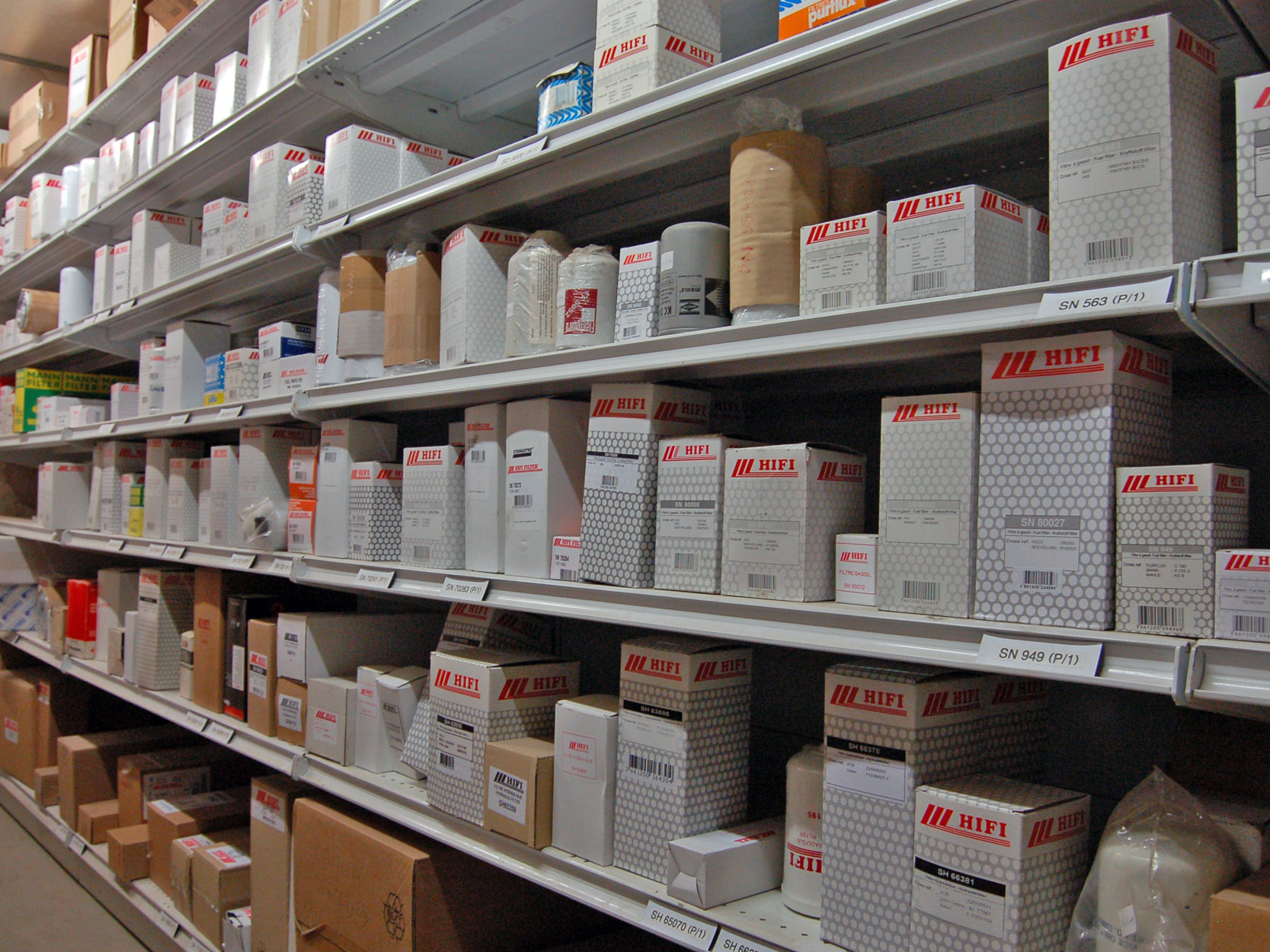 lubrifiant et filtration magasin espace de vente Schillinger Alsace
