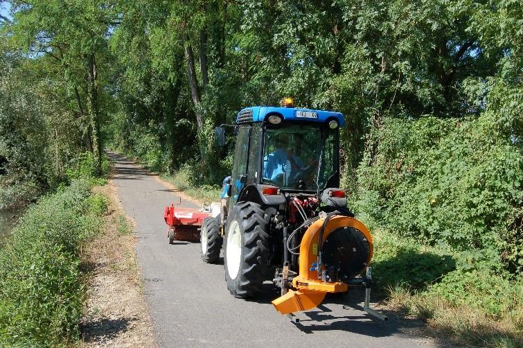 Entretien voiries et chemins Schillinger Alsace